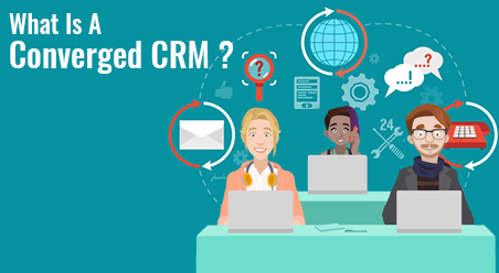 What is a Converged CRM?